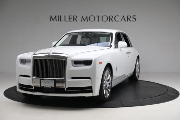 New 2020 Rolls-Royce Phantom for sale $545,200 at Rolls-Royce Motor Cars Greenwich in Greenwich CT 06830 5