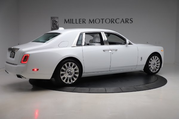 New 2020 Rolls-Royce Phantom for sale $545,200 at Rolls-Royce Motor Cars Greenwich in Greenwich CT 06830 7