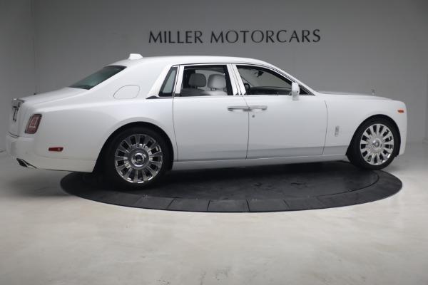 New 2020 Rolls-Royce Phantom for sale $545,200 at Rolls-Royce Motor Cars Greenwich in Greenwich CT 06830 9