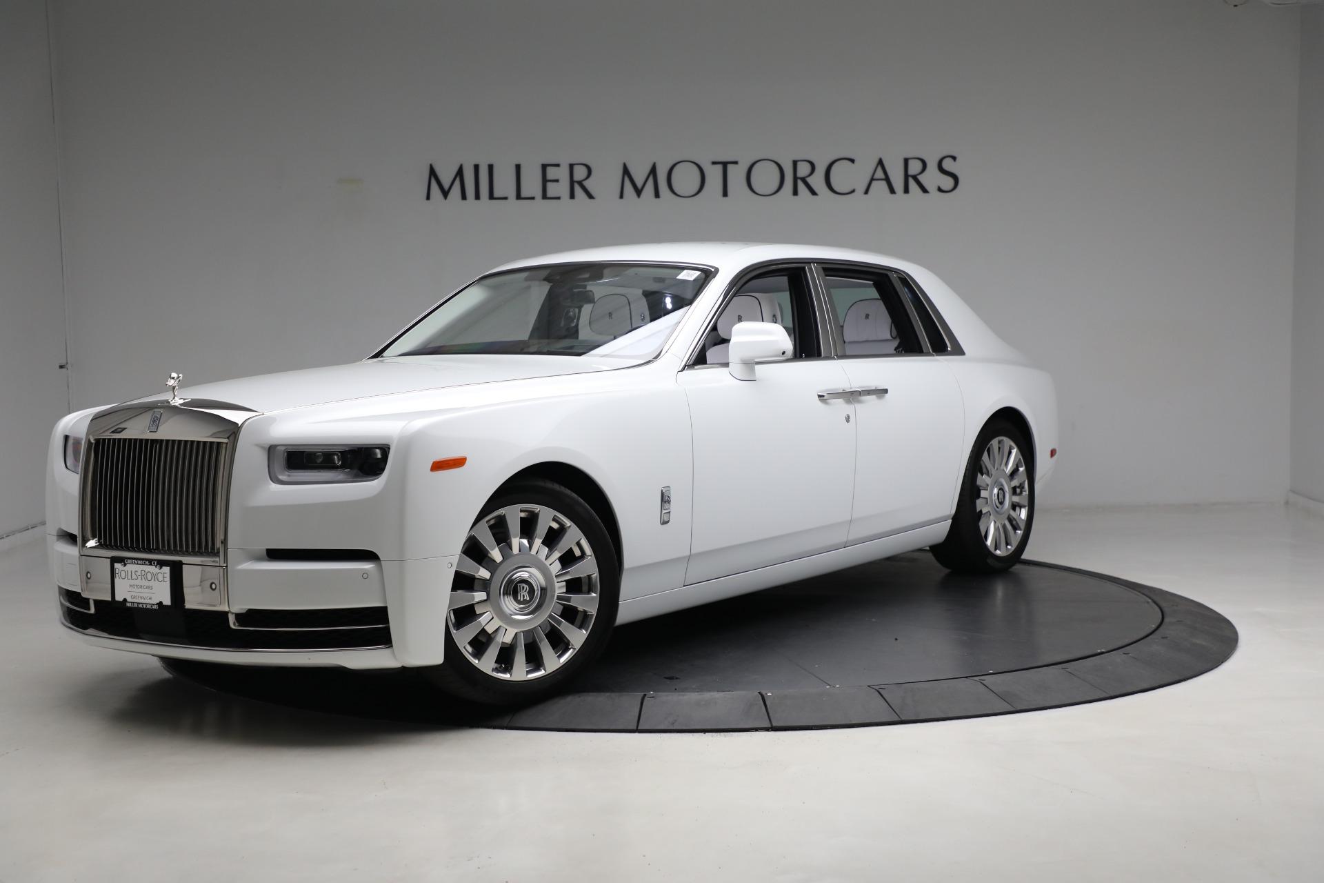 New 2020 Rolls-Royce Phantom for sale $545,200 at Rolls-Royce Motor Cars Greenwich in Greenwich CT 06830 1