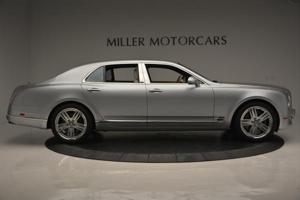 Used 2012 Bentley Mulsanne for sale Sold at Rolls-Royce Motor Cars Greenwich in Greenwich CT 06830 10
