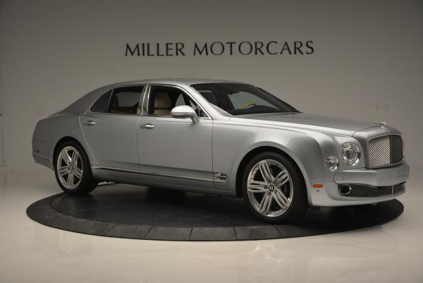Used 2012 Bentley Mulsanne for sale Sold at Rolls-Royce Motor Cars Greenwich in Greenwich CT 06830 11