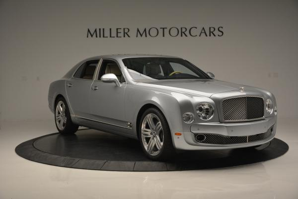 Used 2012 Bentley Mulsanne for sale Sold at Rolls-Royce Motor Cars Greenwich in Greenwich CT 06830 12