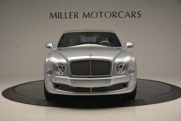 Used 2012 Bentley Mulsanne for sale Sold at Rolls-Royce Motor Cars Greenwich in Greenwich CT 06830 13