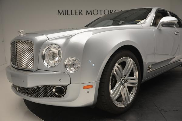 Used 2012 Bentley Mulsanne for sale Sold at Rolls-Royce Motor Cars Greenwich in Greenwich CT 06830 15