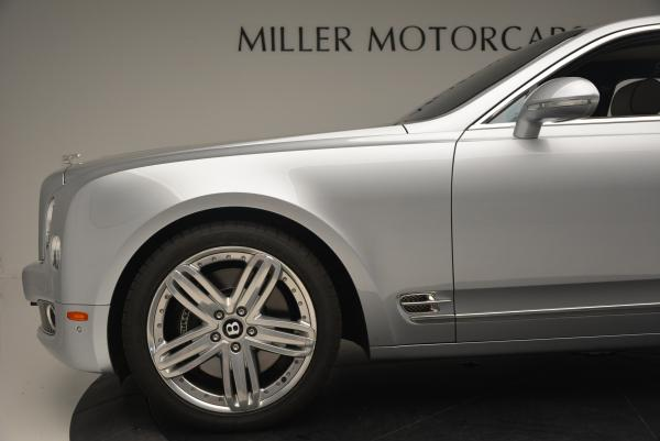 Used 2012 Bentley Mulsanne for sale Sold at Rolls-Royce Motor Cars Greenwich in Greenwich CT 06830 16