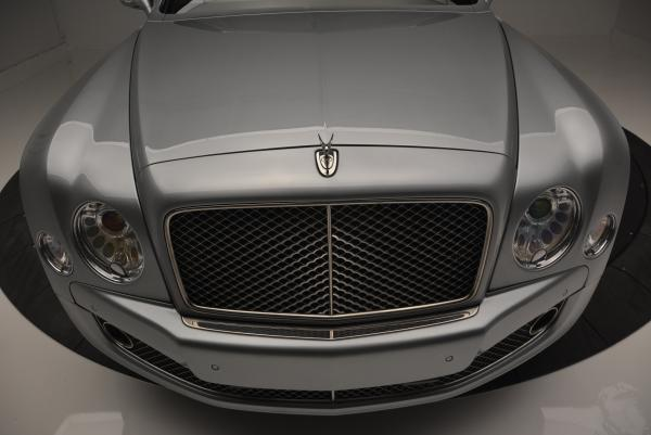 Used 2012 Bentley Mulsanne for sale Sold at Rolls-Royce Motor Cars Greenwich in Greenwich CT 06830 17