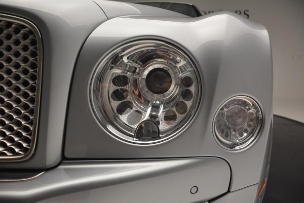 Used 2012 Bentley Mulsanne for sale Sold at Rolls-Royce Motor Cars Greenwich in Greenwich CT 06830 18