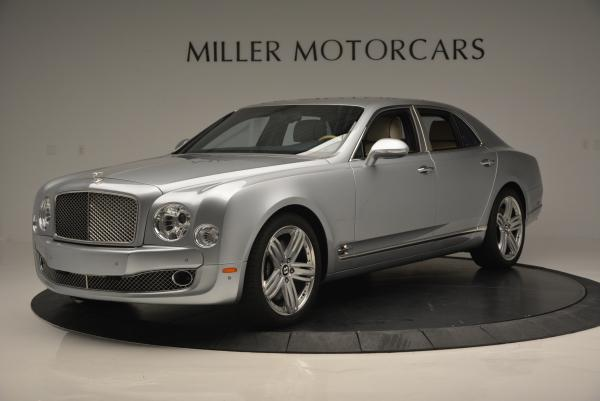 Used 2012 Bentley Mulsanne for sale Sold at Rolls-Royce Motor Cars Greenwich in Greenwich CT 06830 2