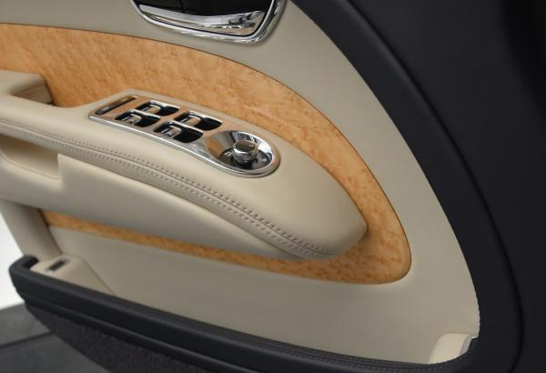 Used 2012 Bentley Mulsanne for sale Sold at Rolls-Royce Motor Cars Greenwich in Greenwich CT 06830 22