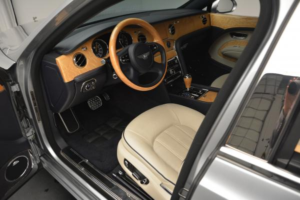 Used 2012 Bentley Mulsanne for sale Sold at Rolls-Royce Motor Cars Greenwich in Greenwich CT 06830 24