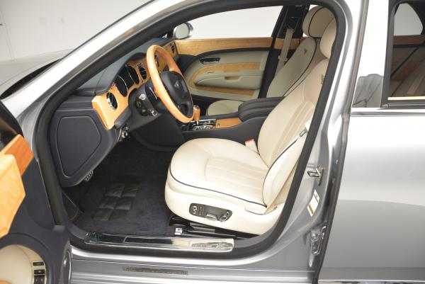 Used 2012 Bentley Mulsanne for sale Sold at Rolls-Royce Motor Cars Greenwich in Greenwich CT 06830 25
