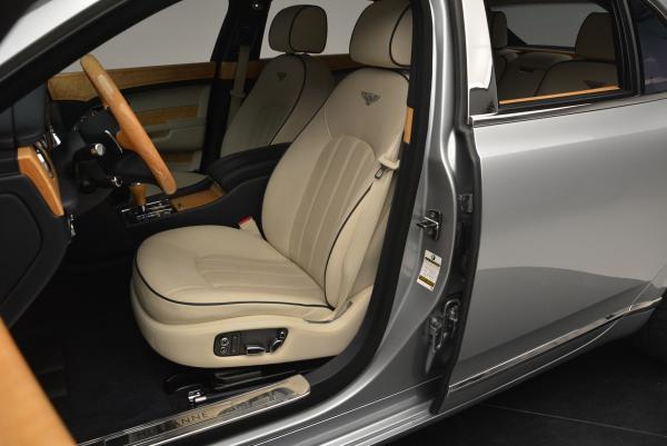Used 2012 Bentley Mulsanne for sale Sold at Rolls-Royce Motor Cars Greenwich in Greenwich CT 06830 26