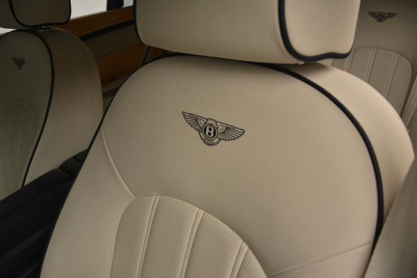 Used 2012 Bentley Mulsanne for sale Sold at Rolls-Royce Motor Cars Greenwich in Greenwich CT 06830 27