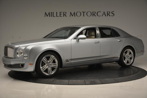 Used 2012 Bentley Mulsanne for sale Sold at Rolls-Royce Motor Cars Greenwich in Greenwich CT 06830 3