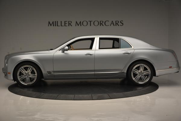 Used 2012 Bentley Mulsanne for sale Sold at Rolls-Royce Motor Cars Greenwich in Greenwich CT 06830 4