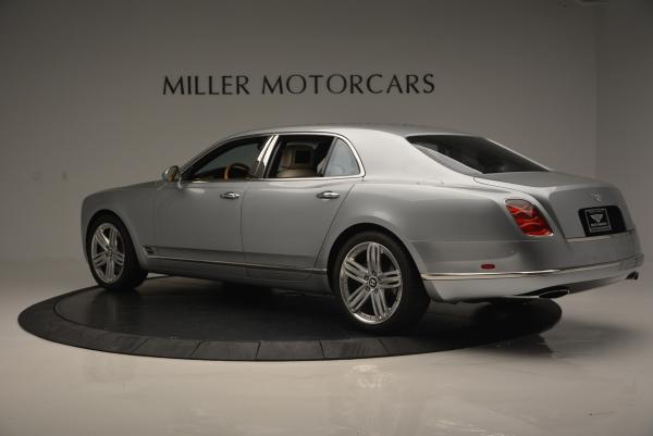 Used 2012 Bentley Mulsanne for sale Sold at Rolls-Royce Motor Cars Greenwich in Greenwich CT 06830 5