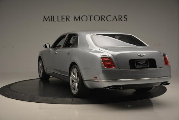Used 2012 Bentley Mulsanne for sale Sold at Rolls-Royce Motor Cars Greenwich in Greenwich CT 06830 6