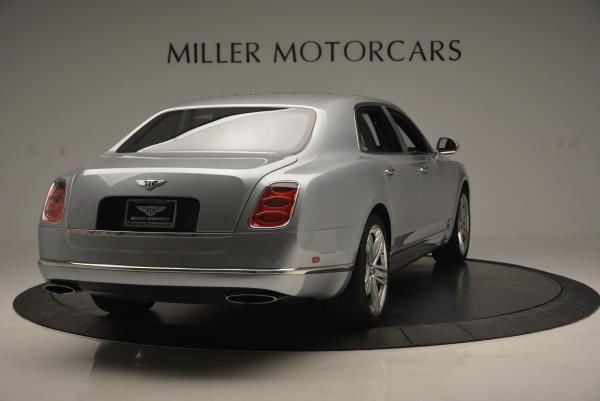 Used 2012 Bentley Mulsanne for sale Sold at Rolls-Royce Motor Cars Greenwich in Greenwich CT 06830 8