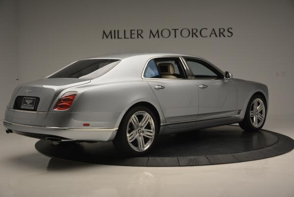 Used 2012 Bentley Mulsanne for sale Sold at Rolls-Royce Motor Cars Greenwich in Greenwich CT 06830 9