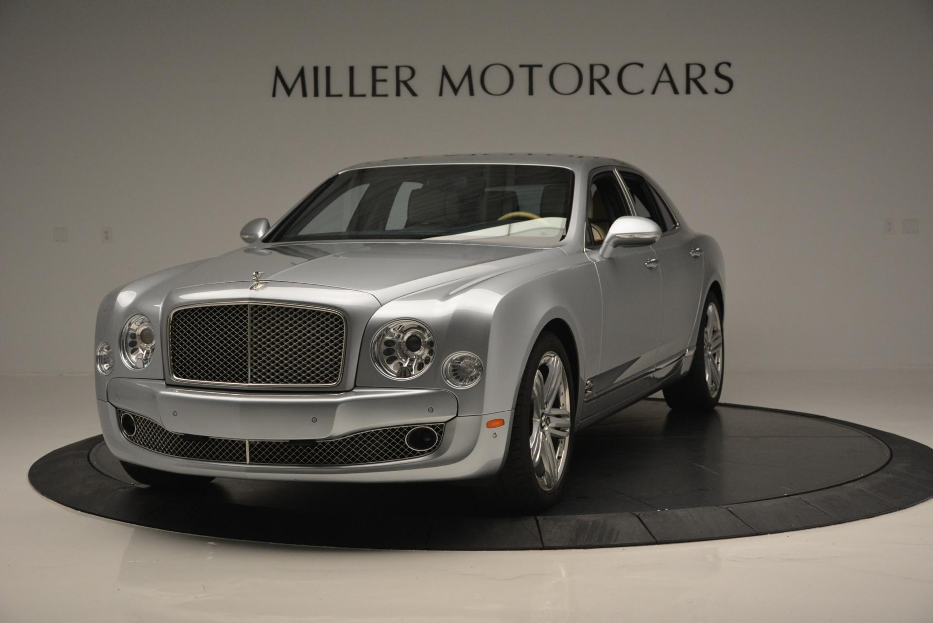 Used 2012 Bentley Mulsanne for sale Sold at Rolls-Royce Motor Cars Greenwich in Greenwich CT 06830 1