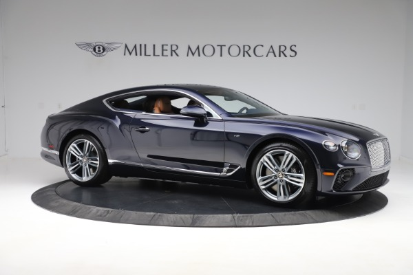 New 2020 Bentley Continental GT V8 for sale Call for price at Rolls-Royce Motor Cars Greenwich in Greenwich CT 06830 10