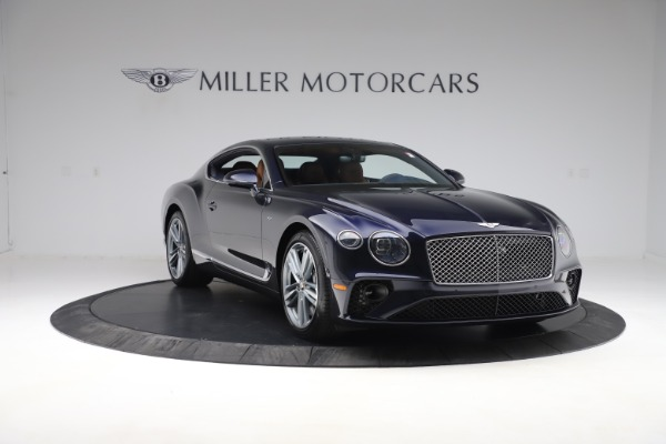 New 2020 Bentley Continental GT V8 for sale Call for price at Rolls-Royce Motor Cars Greenwich in Greenwich CT 06830 11