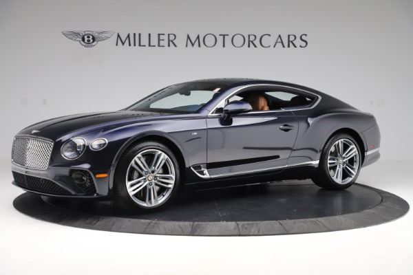 New 2020 Bentley Continental GT V8 for sale Call for price at Rolls-Royce Motor Cars Greenwich in Greenwich CT 06830 2