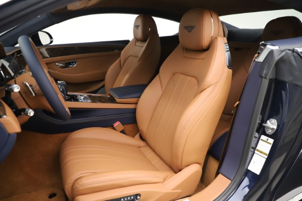 New 2020 Bentley Continental GT V8 for sale Call for price at Rolls-Royce Motor Cars Greenwich in Greenwich CT 06830 20