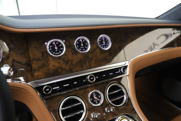 New 2020 Bentley Continental GT V8 for sale Call for price at Rolls-Royce Motor Cars Greenwich in Greenwich CT 06830 24