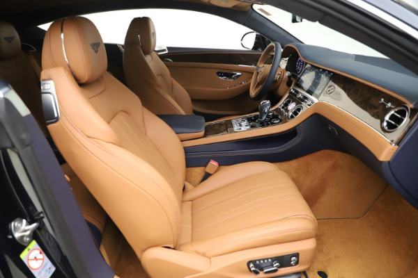 Used 2020 Bentley Continental GT V8 for sale $219,900 at Rolls-Royce Motor Cars Greenwich in Greenwich CT 06830 28