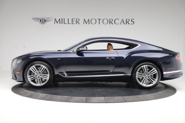 New 2020 Bentley Continental GT V8 for sale Call for price at Rolls-Royce Motor Cars Greenwich in Greenwich CT 06830 3