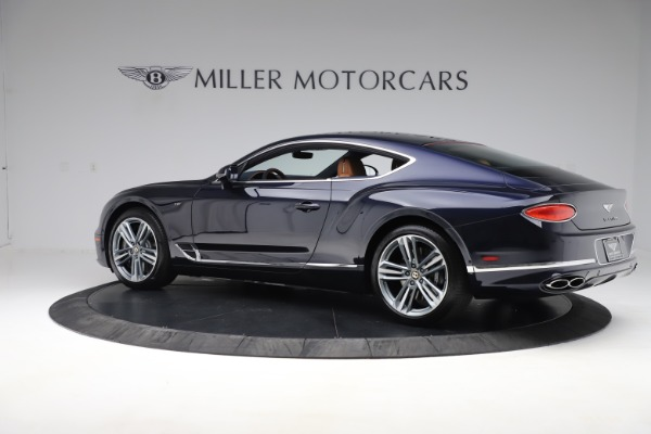 New 2020 Bentley Continental GT V8 for sale Call for price at Rolls-Royce Motor Cars Greenwich in Greenwich CT 06830 4