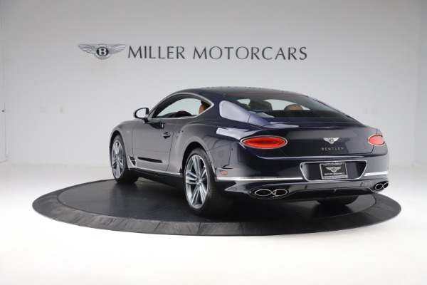 New 2020 Bentley Continental GT V8 for sale Call for price at Rolls-Royce Motor Cars Greenwich in Greenwich CT 06830 5