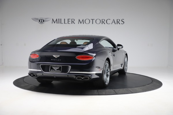 Used 2020 Bentley Continental GT V8 for sale $219,900 at Rolls-Royce Motor Cars Greenwich in Greenwich CT 06830 7