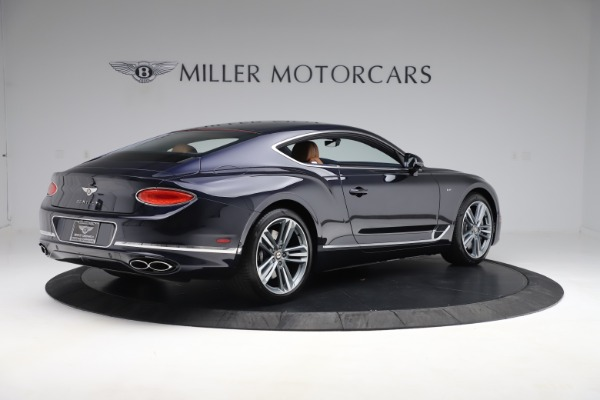 New 2020 Bentley Continental GT V8 for sale Call for price at Rolls-Royce Motor Cars Greenwich in Greenwich CT 06830 8