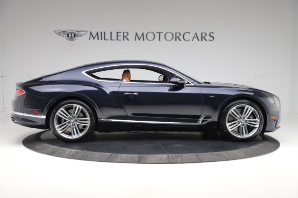 New 2020 Bentley Continental GT V8 for sale Call for price at Rolls-Royce Motor Cars Greenwich in Greenwich CT 06830 9