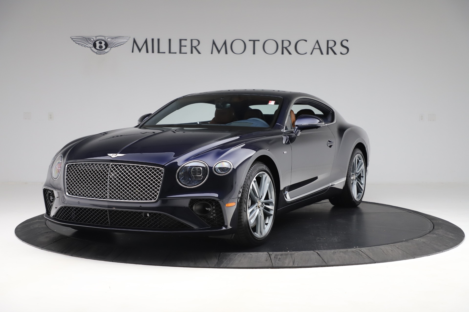 Used 2020 Bentley Continental GT V8 for sale $219,900 at Rolls-Royce Motor Cars Greenwich in Greenwich CT 06830 1