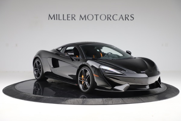 Used 2017 McLaren 570S Coupe for sale $161,900 at Rolls-Royce Motor Cars Greenwich in Greenwich CT 06830 10