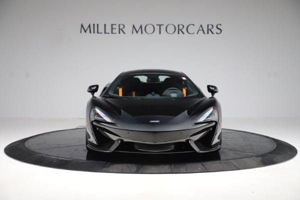Used 2017 McLaren 570S Coupe for sale $161,900 at Rolls-Royce Motor Cars Greenwich in Greenwich CT 06830 11