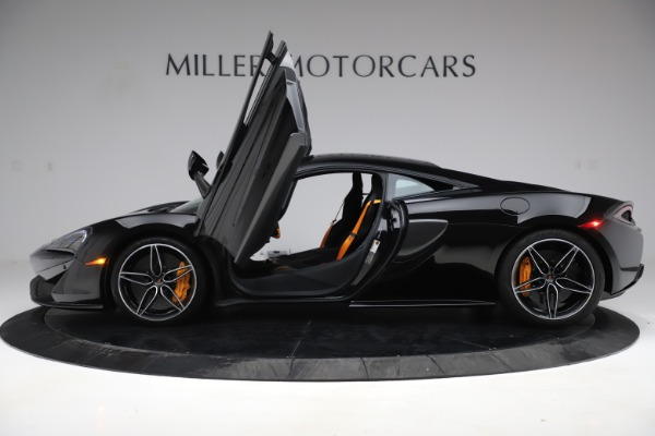Used 2017 McLaren 570S Coupe for sale $161,900 at Rolls-Royce Motor Cars Greenwich in Greenwich CT 06830 14