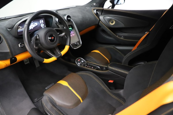 Used 2017 McLaren 570S Coupe for sale $161,900 at Rolls-Royce Motor Cars Greenwich in Greenwich CT 06830 16