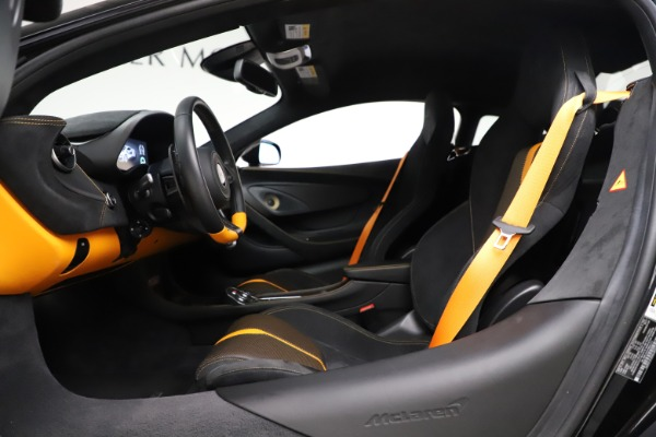 Used 2017 McLaren 570S Coupe for sale $161,900 at Rolls-Royce Motor Cars Greenwich in Greenwich CT 06830 17