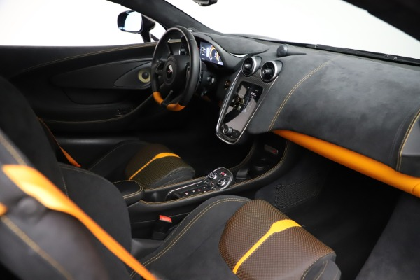 Used 2017 McLaren 570S Coupe for sale Sold at Rolls-Royce Motor Cars Greenwich in Greenwich CT 06830 19
