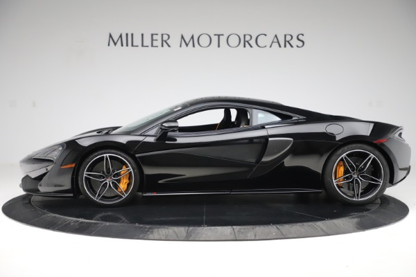Used 2017 McLaren 570S Coupe for sale Sold at Rolls-Royce Motor Cars Greenwich in Greenwich CT 06830 2