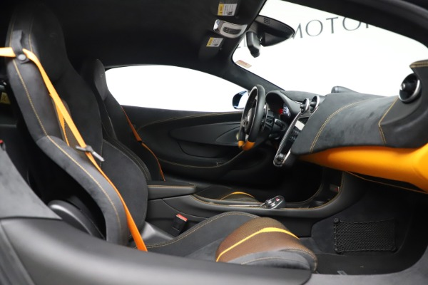 Used 2017 McLaren 570S Coupe for sale $161,900 at Rolls-Royce Motor Cars Greenwich in Greenwich CT 06830 20