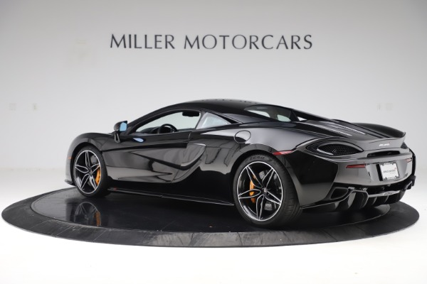 Used 2017 McLaren 570S Coupe for sale $161,900 at Rolls-Royce Motor Cars Greenwich in Greenwich CT 06830 3