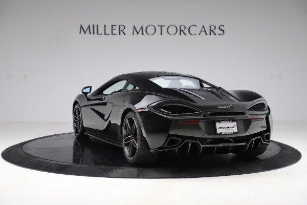 Used 2017 McLaren 570S Coupe for sale $161,900 at Rolls-Royce Motor Cars Greenwich in Greenwich CT 06830 4