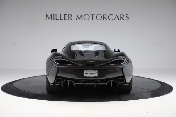 Used 2017 McLaren 570S Coupe for sale $161,900 at Rolls-Royce Motor Cars Greenwich in Greenwich CT 06830 5
