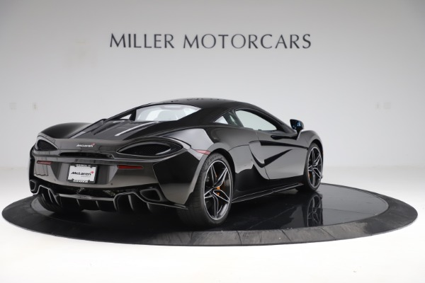 Used 2017 McLaren 570S Coupe for sale $161,900 at Rolls-Royce Motor Cars Greenwich in Greenwich CT 06830 6